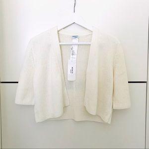AKRIS PUNTO Women's 100% Cotton Cardigan